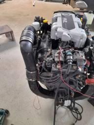 Motor big blok 8.2 v8