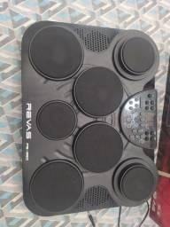 Bateria Eletrônica Revas PB-350 roland