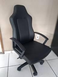 Cadeira Presidente Gamer Preta