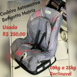 Cadeira Automotivo 25kg Reclinave