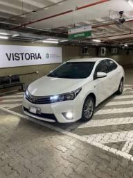Corolla Xei 2016 Extra! (Branco pérola)