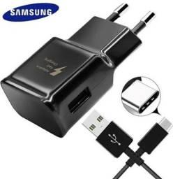 Carregador Smartphone Samsung Fast 100% Original Lacrado!