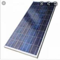 Placa Solar - AL Solar.