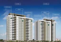 Apartamento de 2 e 3 dormitórios com lazer completo em ótima localização