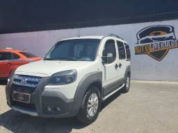 Doblo 1.8 adventure gnv 6 lugares complete 100% financiado