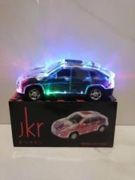 Carro caixa de som via Bluetooth