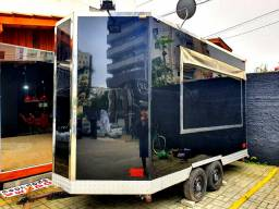 Vendo Food Truck Top Zerado