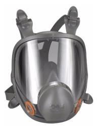 Máscara Respirador Full Face Facial Inteira 3m6900 Tamanho G