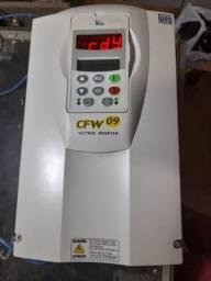 Inversor de frequência 220v 28Amp 10CV