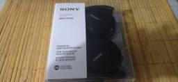 Fone Sony novo