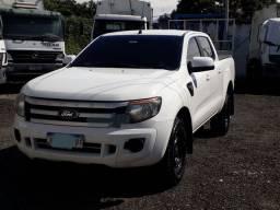 RANGER XL CAB DUPLA 2015 DIESEL