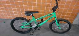 Bicicleta Caloi Ben 10 ARO 20 NOVA