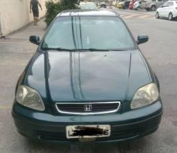 Honda Civic LX 1998/98 completo