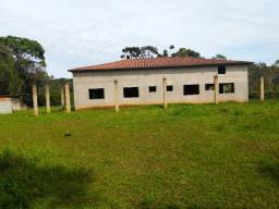 Valor bem abaixo, chácara com 5.000 m², 2 casas, uma pronta e uma imensa semi acabada