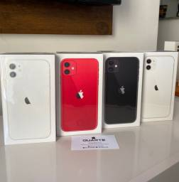 IPhone 11 128Gb Branco/Preto/Red, NOVO 1 Ano de Garantia