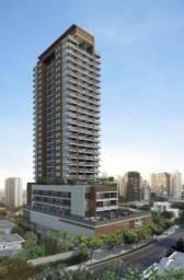 Elegante Apartamento em Vila Madalena, 1 quarto e área útil de 48 m²