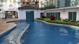 Apartamento com 2 dormitórios para alugar, 103 m² - Mata da Praia - Vitória/ES