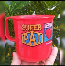 Caneca Super Pai Tupperware