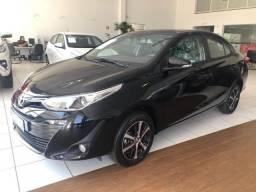Toyota Yaris 1.5 16V FLEX SEDAN XLS CONNECT MULTIDRIVE