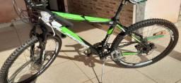 Biciclta aro 26 quadro 17 21v
