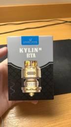 Tank Atomizador Kylin M RTA Original + Coils Mesh