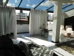 Apartamento Garden com 3 dormitórios à venda, 279 m² por R$ 890.000,00 - Caiçara - Belo Ho