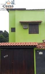 Casa Duplex para Venda em Boa Vista São Gonçalo-RJ