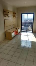Apartamento para alugar com 1 dormitórios em Tupi, Praia grande cod:1227