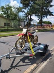 Locações de carretinhas para motos, mudanças, fretes