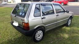 1999-Uno Mille Ex 4 Portas Bem Conservado