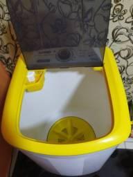 Máquina de lavar semi automática (tanquinho)