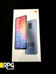 Xiaomi Redmi Note 9S 128Gb Novo/Lacrado