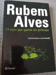 Livro Rubem Alves