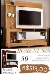 Painel para tv até 50 polegadas painel para tv até 50 polegadas painel para tv