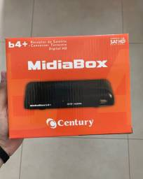 Receptor MidiaBox Century B4+
