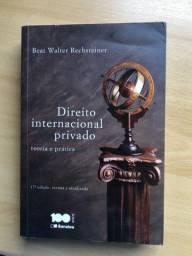 Livro Direito Internacional Privado