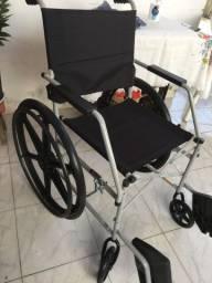 Cadeira de Roda usada poucas vezes