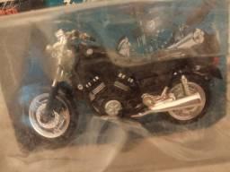 Moto coleção