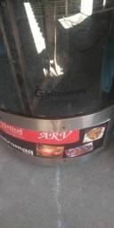 Galeteira giratório assa 150kg 3800 não abacaxi valor