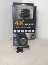CAMERA ULTRA HD 4K esportivo