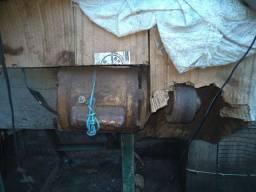 Motor de sapateiro para lixar e queimar peças
