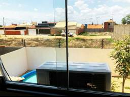 Casa no Condomínio Jatobá; com:  #4 Quartos, sendo uma suíte com closet