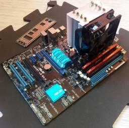 Troco KIT Amd FX 8350 8 núcleos 8 threads Por Kit Intel ou kit Ryzen