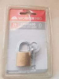 Cadeado 25mm Worker Pro