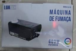 Maquina de Fumaca Luatek com LED 600W