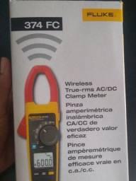 Alicate Âmperimetro Fluke 374 Fc