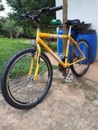 Bicicleta aro 26 montain bike Caloi 21 marchas