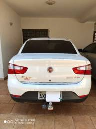 Fiat grand siena essence 1.6 2014 branco