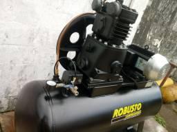 Compressor 25 pés _ 200 litros