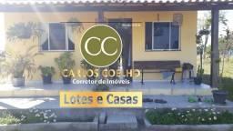 W 244 Casa no Condomínio Gravatá I em Unamar - Tamoios - Cabo Frio/RJ